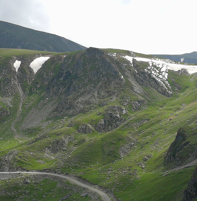 Drumul regelui - Transalpina